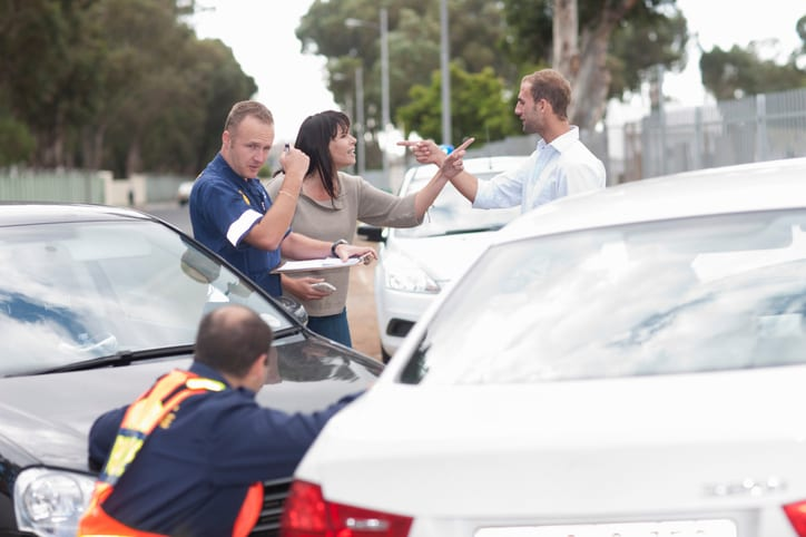 4 Mistakes to Avoid Following a Car Accident